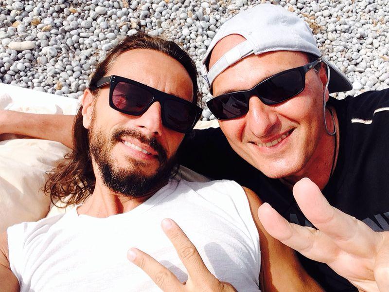 Alberto D'Onofrio e Bob Sinclair