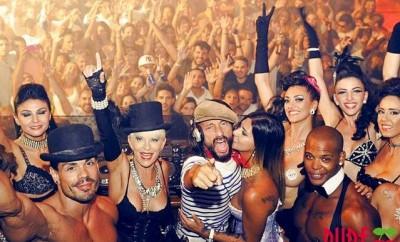 Bob Sinclair al Pacha di Ibiza