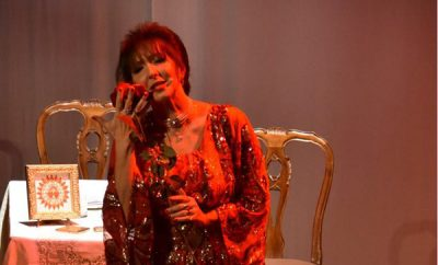Daniela Musini interpreta Maria Callas (1)