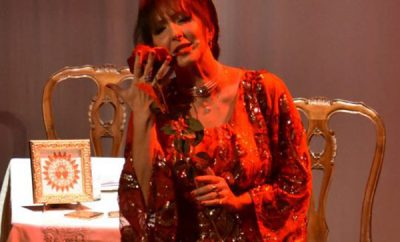 Daniela Musini interpreta Maria Callas