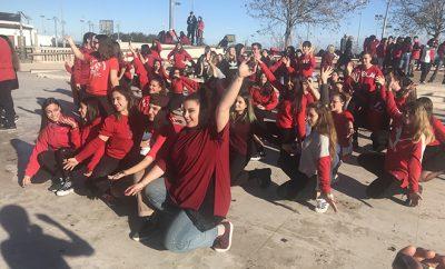 Flash Mob Giornata Violenza Donne 2018 039