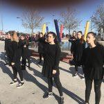 Flash Mob Giornata Violenza Donne 2018 103