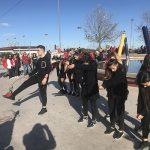Flash Mob Giornata Violenza Donne 2018 107