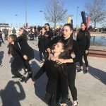 Flash Mob Giornata Violenza Donne 2018 128