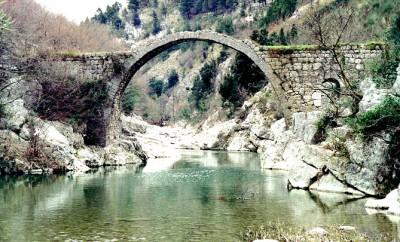 Foto Settimana Pianeta Terra - Ponte di Annibale