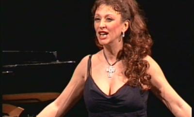 Foto soprano Lazic
