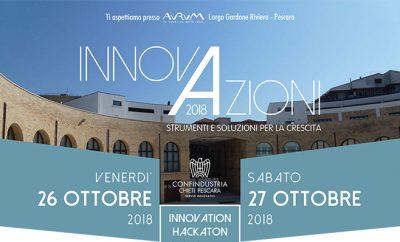 Locandina InnovAzioni 2018 - rev.1.4trax
