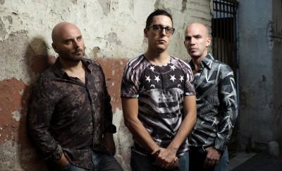 Il Claudio Filippini Trio - Da sx Marcello Di Leonardo - Claudio Filippini - Luca Bulgarelli