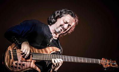 Il bassista Maurizio Rolli