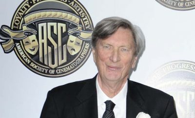 Mandatory Credit: Photo by Picture Perfect/REX/Shutterstock (4433070i) John Bailey and Lawrence Kasdan American Society of Cinematographers 29th Annual Outstanding Achievement Awards, Los Angeles, America - 15 Feb 2015