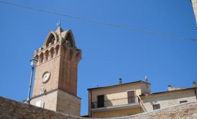 La Torre, luogo dello spettacolo pirotecnico