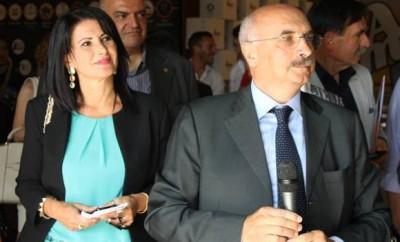 Marcella Lalli e Silvio Di Lorenzo