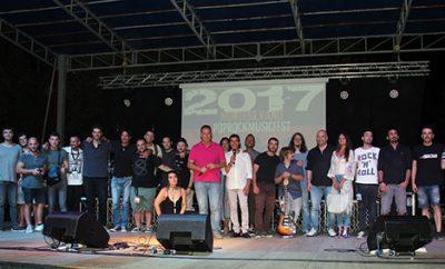 Montesilvano pop rock music fest_premiazione 3 edizione_1