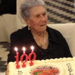 """Nonna Antonia ha compiuto """"cento"""" anni!"""