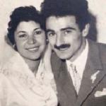 Torre de' Passeri, festeggia i sessant'anni di Lea e Sergio