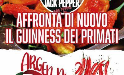 Tarquinia - Guinnes dei Primati - Jack Pepper - Bhut Jolokia