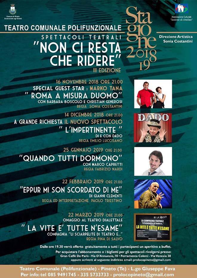 Teatro a Pineto
