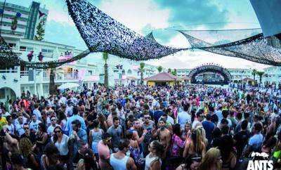 Un party ad Ibiza