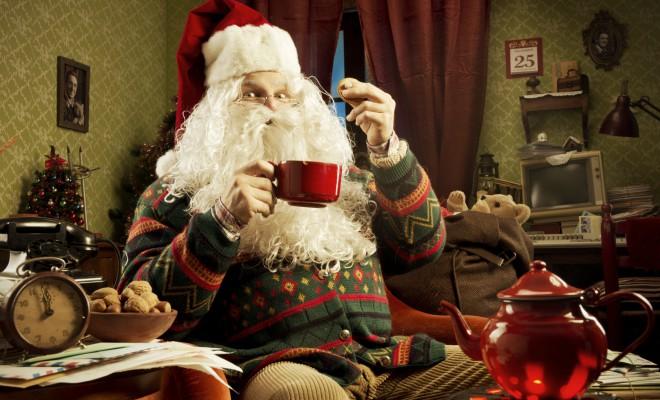 Visitare La Casa Di Babbo Natale.A Castel Castagna La Casa Di Babbo Natale La Dolce Vita