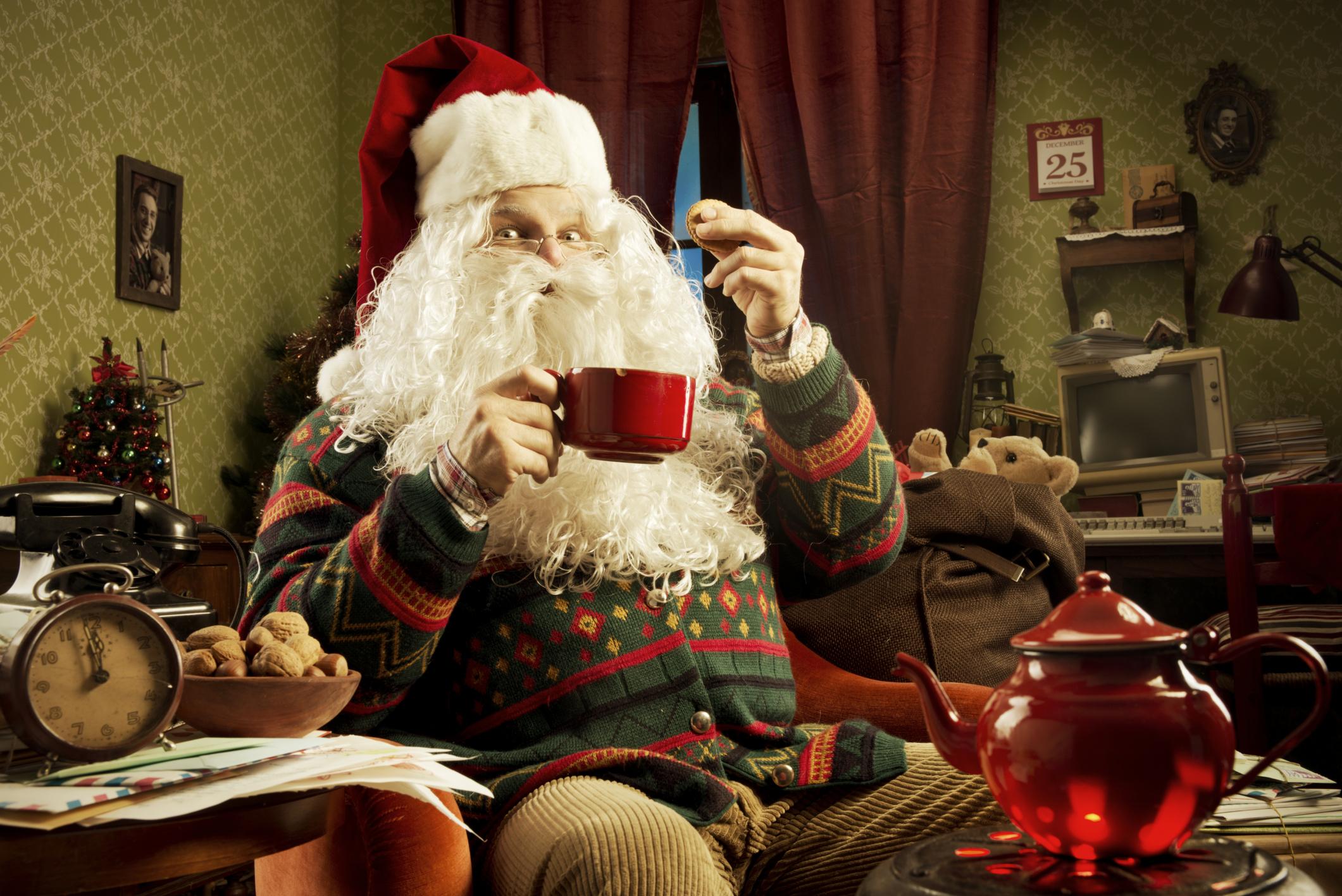 Babbo Natale In Casa.A Castel Castagna La Casa Di Babbo Natale La Dolce Vita Magazine