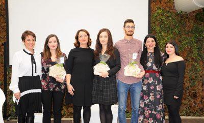 Vincitori e organizzatori con figlie Fernando Diana