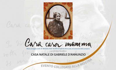 Casa Natale di Gabriele d'Annunzio - evento 22 febbraio 2017