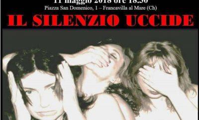 copertina IL SILENZIO UCCIDE