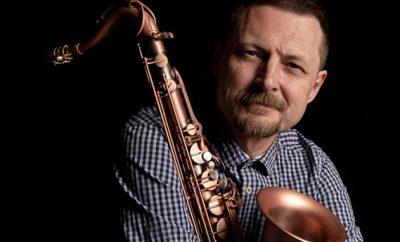 il sassofonista Maciej Sikala