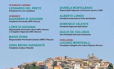 manifesto convegno Castellana