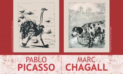 manifesto_Picasso_Chagall dal 4 maggio
