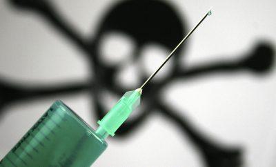 lethal injection symbol for drugs