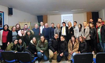 relatori e studenti